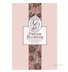 Greenleaf & Bridgwater DREAM BLOSSOM  Large Scented Envelope Sachet